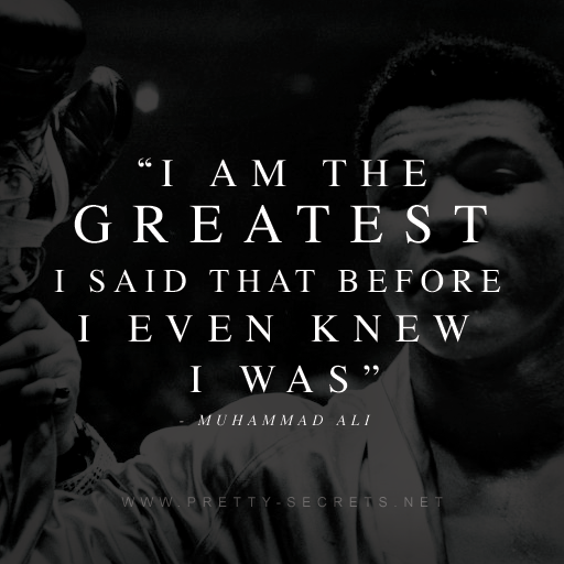 The Best Muhammad Ali Quotes